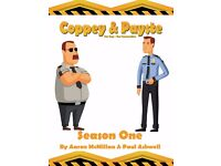 Coppey and Payste - Kindle Comic Book