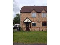 3 Bedroomed semi-detached house with driveway and enclosed rear garden, Ashfield area