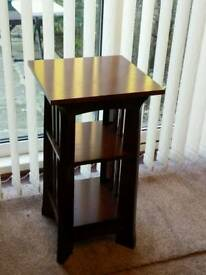 Telephone /side table