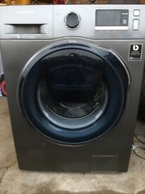 SAMSUNG AddWash WW90K6414QX/EU Washing Machine - Graphite RRP £799