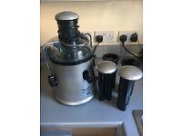 Moulinex Juice Machine Pro Wholefruit juicer JU500815