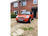 Mini Convertible for sale! £3195 ONO