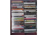 CD collection - 350 CDs Mostly Rock 70's-90's also Jazz, Soul, Folk. Top titles. All listed