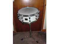 Quality Snare Drum with Stand