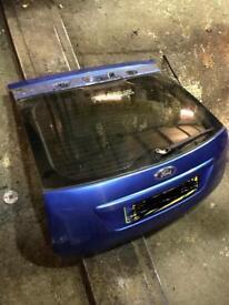 Ford Focus mk2 tailgate boot door