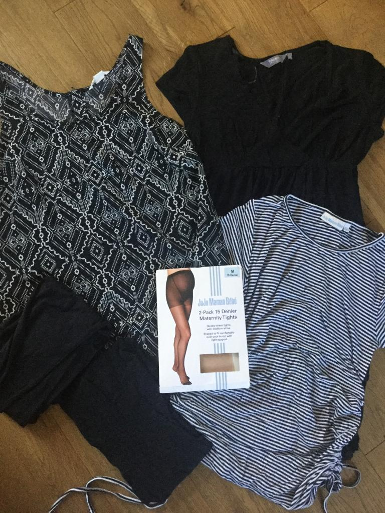 17a600d20cba8 Large bundle of maternity clothes sizes 10, 12, S and M | in Pontcanna ...