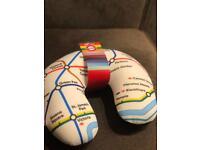 London Underground travel pillow