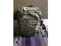 Military daysack Royal Marines, commanders rucksack 120 Ono