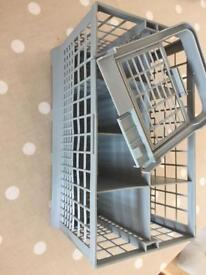 Dishwasher cutlery holder