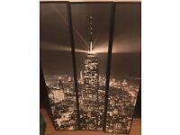 New York City three piece picture £5