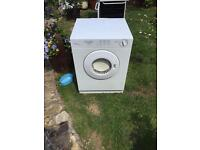 LOVELY LITTLE CLEAN COMPACT TUMBLE DRYER - PERFECT WORKING ORDER . JUST £40