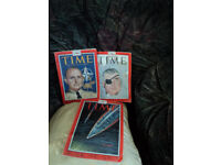 Time magazines Atlantic Edition - vintage