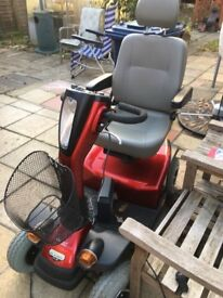 Electric disabled scooter £275