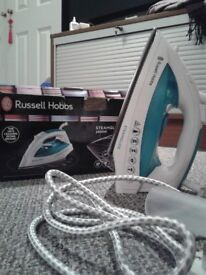 Russell Hobbs iron for sale