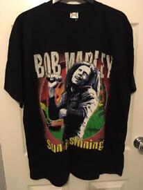 Bob Marley t shirt (NEW)