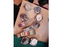 Seiko vintage automatic/quartz movements