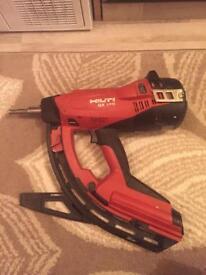Hilti nail gun GX 120 , good condition