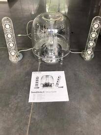 Harmon Kardon Sound Sticks II speakers