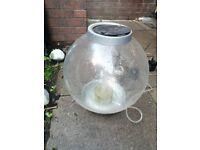 Fish tank bowl