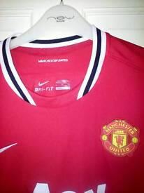 Manchester United shirt Sz L