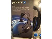 PS4 Xbox one pc headset