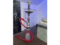 Khalil Mamoon Shisha/ Hookah Pipe with Accessories