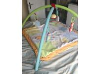 Mothercare baby jungle gym