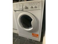 Indesit 1 year old wash/Dryer 6KG from Argos Excellent condition