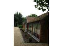 One bed holiday barn last minute 14th - 21st July Norwich Norfolk FOURSTARGOLD Countryside / City