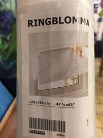 IKEA ringblomma blind 120x160cm