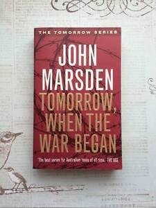 Tomorrow, When the War Began by John Marsden Hamilton Brisbane North East Preview