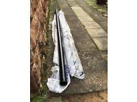 110mm soil waste pipe