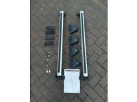 Roof bars for Jaguar X-Type Saloon
