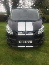 Ford transit custom sport not vw transporter, trafic