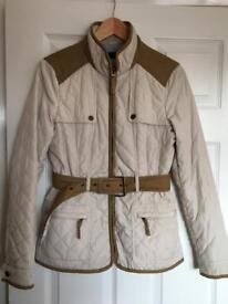 Zara women coat size 10
