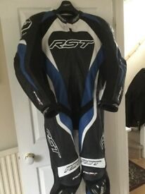 Rst evo 2 1 piece leathers