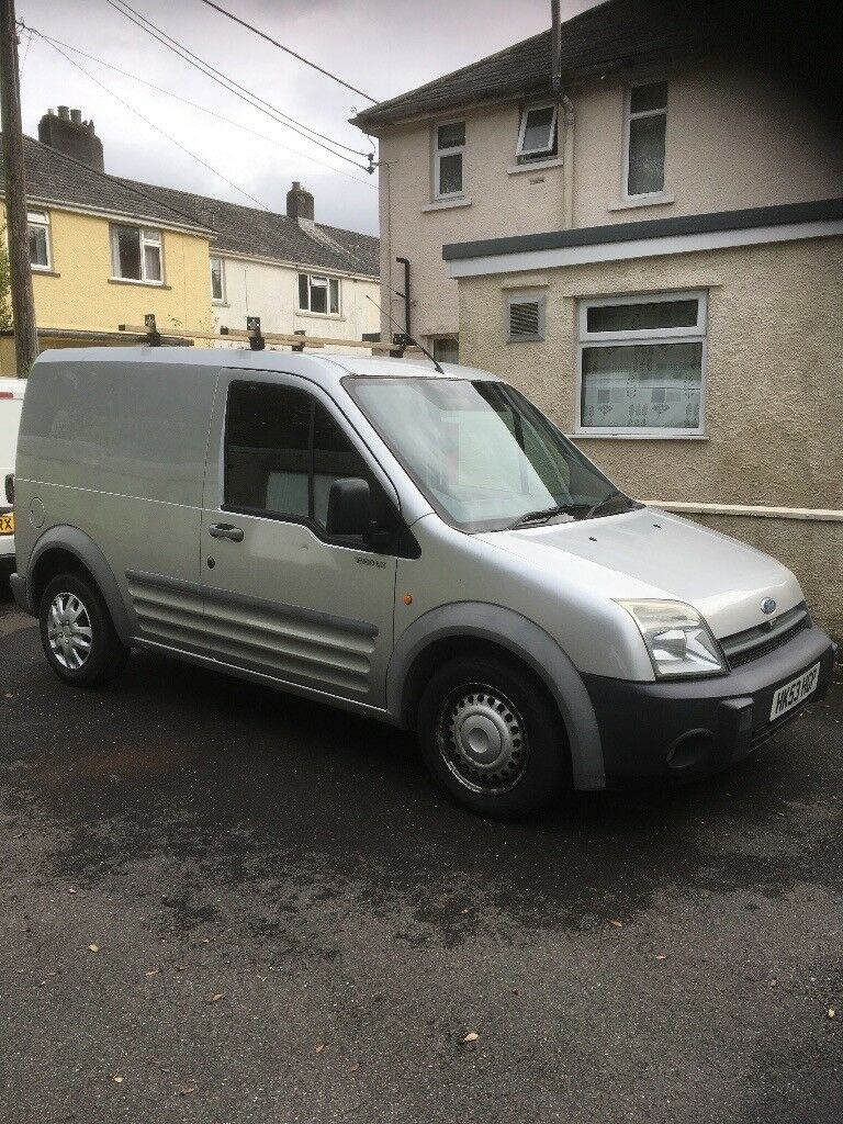 2003 (53) reg Ford Transit Connect Van, Tavistock. Devon.