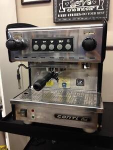 CONTI One-Group Espresso Machine