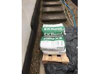 6 bags of Krend silicone FT polar white