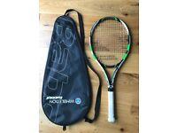 Babolat Pure Drive GT Wimbledon Edition Tennis Racket. Grip 2