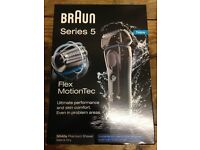 Braun Series 5 ShaverNEW In sealed box