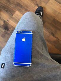 iphone 6 64g blue
