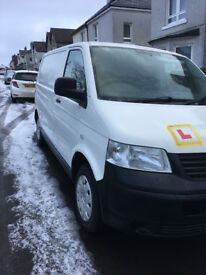 VW Transporter T28 (102bhp) Very Good Van With No Issues Drives Great
