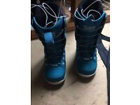 ThirtyTwo 86 FT boots '12, Size 4
