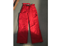 Childrens Skiing trousers