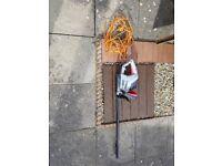 Spear & Jackson 600w 66cm Hedge Trimmer