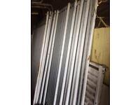 Security panel steel