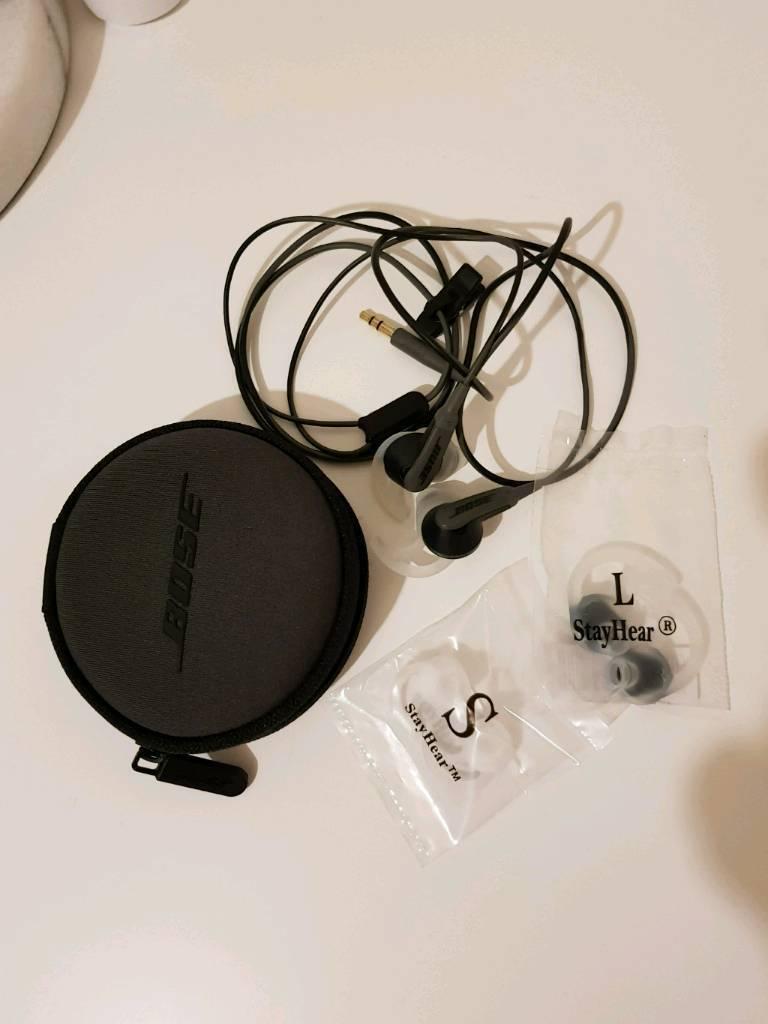 Bose soundsport headphones