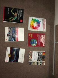 Business books for sale.