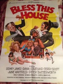 Bless this House Poster with Lobby cards